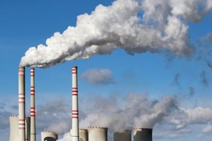 Carbon dioxide is released into the atmosphere every time energy is used, some of which is then absorbed by the ocean