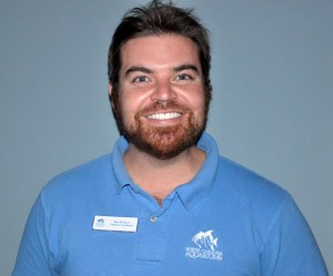 Dan is the Volunteer Coordinator at the NC Aquarium at Fort Fisher