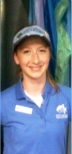 Jessica has been a teen volunteer at the NC Aquarium at Fort Fisher since 2012