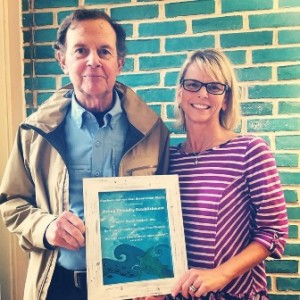 Blockade Runner Beach Resort in Wrightsville Beach became the first certified Ocean Friendly Establishment